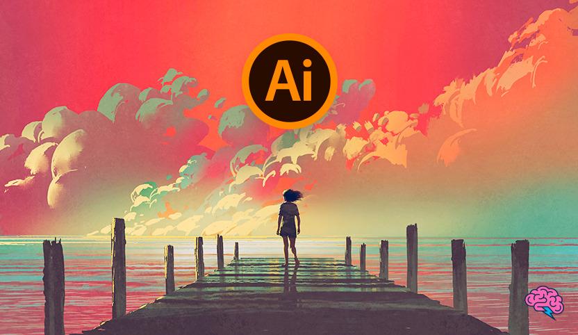 Customize an illustrator template today   tutoriales de adobe.